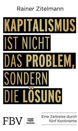 Zitelmann – Kapitalismus ist nicht das Problem sondern die Lösung